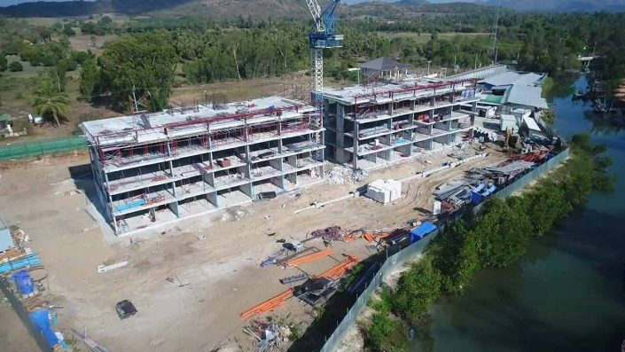 Grand Marina Pranburi Construction update